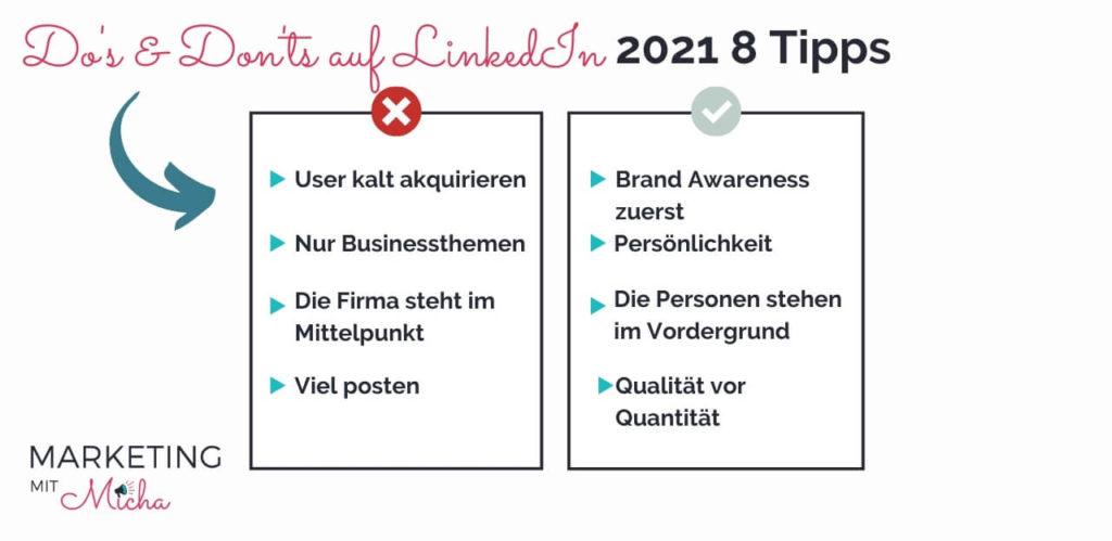 LinkedIn Trends 2021