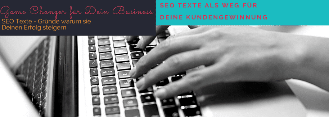 SEO Texte für Unternehmen