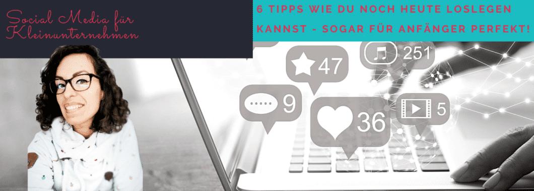 Social Media Marketing für Kleinunternehmen
