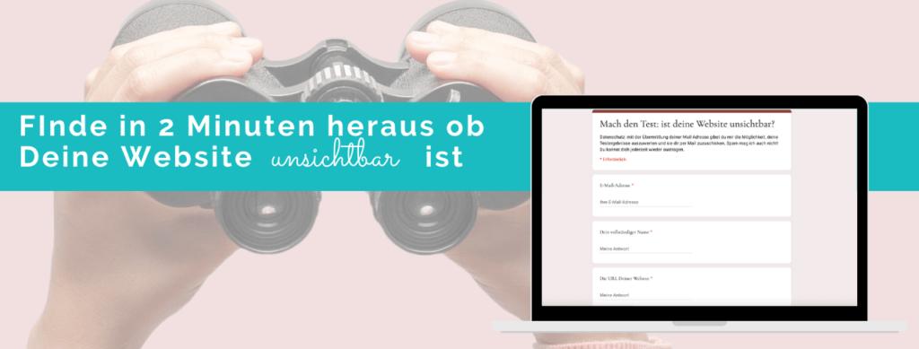 Website-Ranking-Test